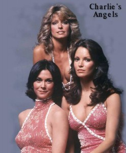Charlies Angels - Farah Kate Jaclyn