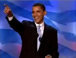 2004 DNC keynote