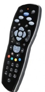 FOXTEL HD & iQ2 Remote